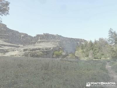 Hoces del Río Duratón - Villa y Tierra de Sepúlveda;viajes organizados